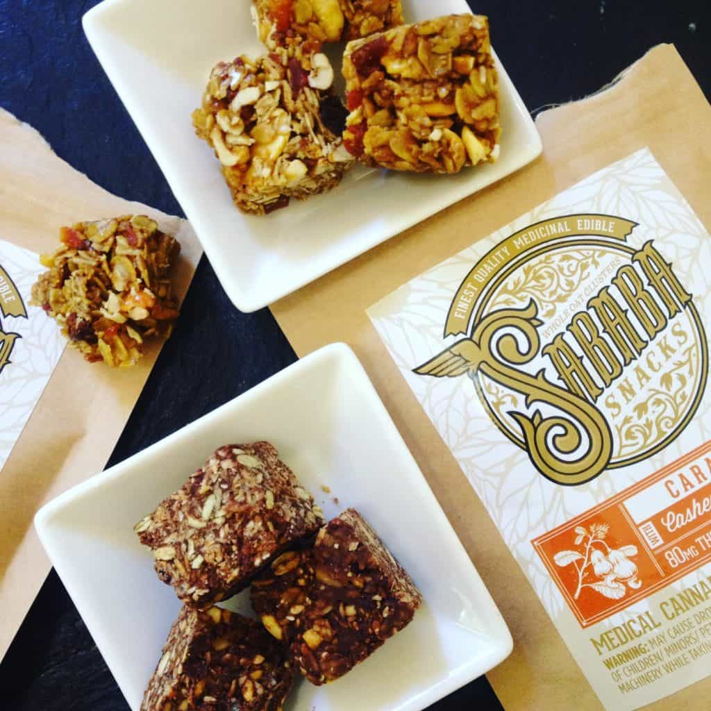 HIGH TIMES Cannabis Cup winner Sababa Snacks uses nutritious ingredients to craft quality edibles.
