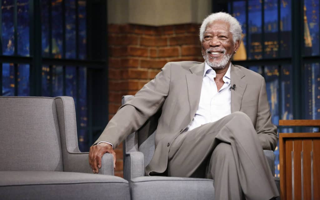 Russian Media Slams Morgan Freeman for Marijuana Use
